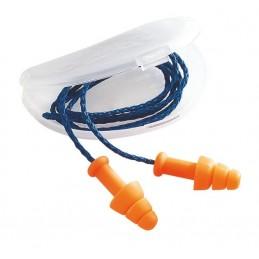 Zatyczki do uszu ze sznurkiem model SmartFit (nr 1011239)
