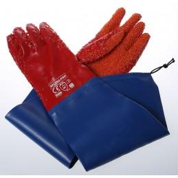 Rękawice ochronne powlekane PCV RPCV60-FISH