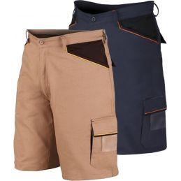 Spodnie robocze do pasa bermudy SHOT