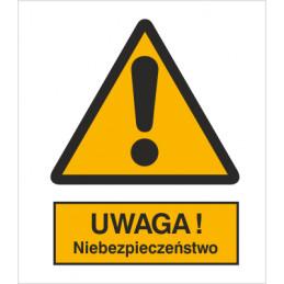 Ogólny znak ostrzegawczy