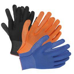 Rękawice ochronne nakrapiane