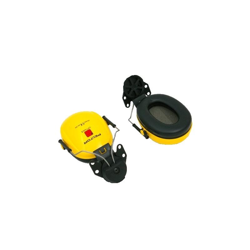 Ochronniki słuchu 3M Peltor Optime do hełmu