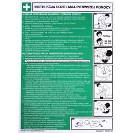Instrukcja ABC pierwszej pomocy