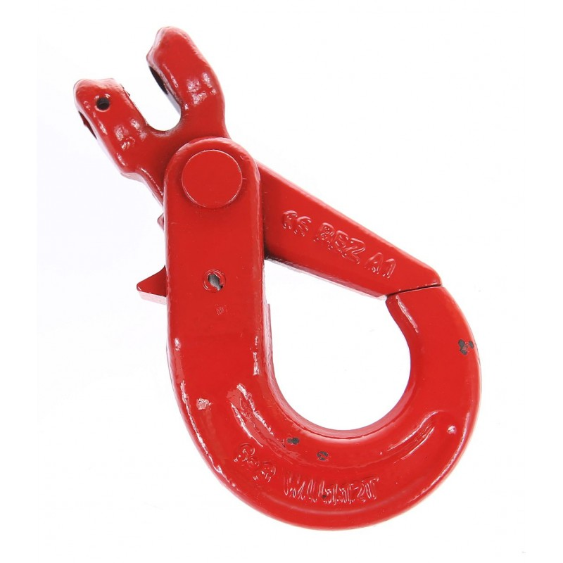Hak łańcuchowy widełkowy bezpieczny LSG
