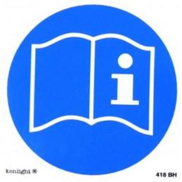 Znak : przed przystąpieniem do pracy przeczytaj instrukcję