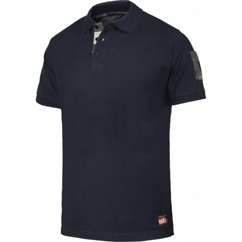 Koszulka polo z krótkim rękawem CAMU