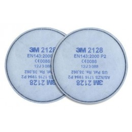 Filtr przeciwpyłowy model 2128 - P2