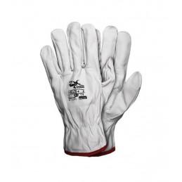 Rękawice ochronne całoskórzane RLCS+