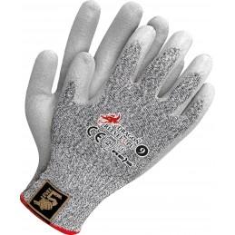 Rękawice ochronne RLEVEL5-PU antyprzecięciowe