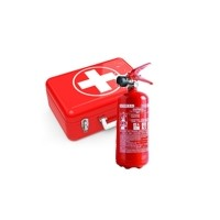 First aid and fire protection