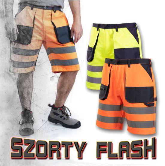 Szorty FLASH